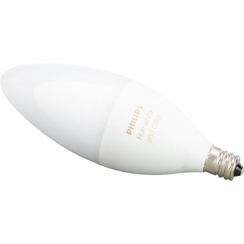 Philips Hue E12 LED Bulb (White and Color Ambiance)