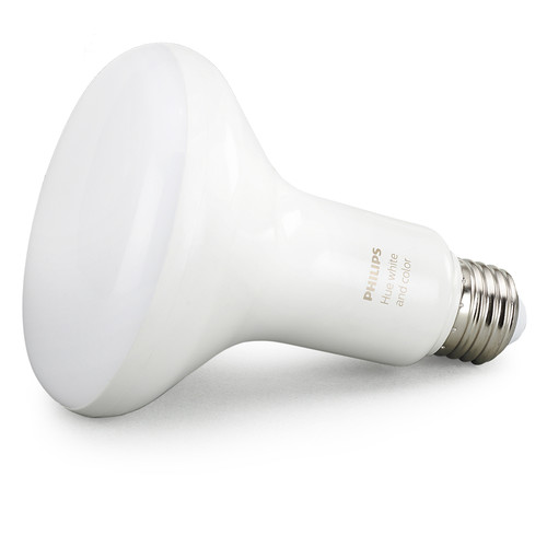 Philips Hue White and Color Ambiance BR30 Single Bulb (3rd Generation)