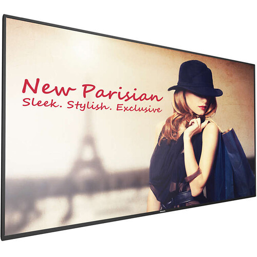 """Philips 49"""" Multi-Touch Full HD Display with 16gb Memory HID Compliance"""