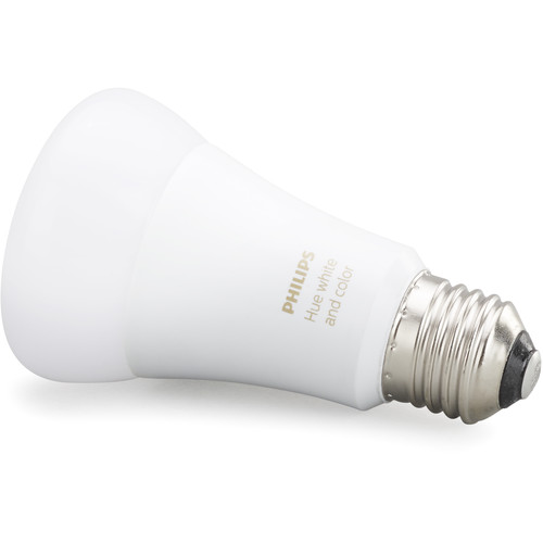 Philips Hue A19 Bulb (White and Color Ambiance)