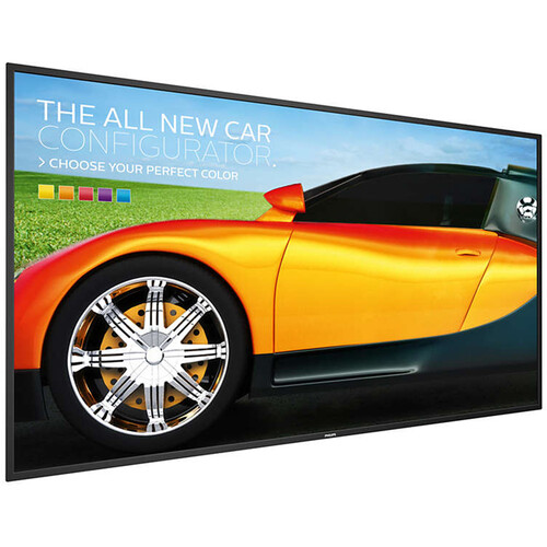 "Philips 65"" Prosumer 4K Ultra HD Android 5 Quad Core SoC Display 350 CD/M2 Display"