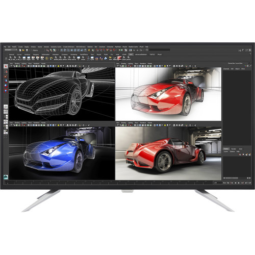 "Philips BDM4350UC Brilliance 43"" 4K IPS Display"
