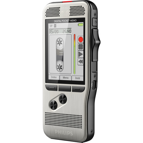 Philips DPM7000 Pocket Memo Digital Voice Recorder
