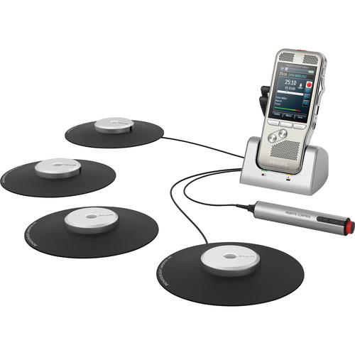 Philips DPM8900 Pocket Memo Meeting Digital Recorder