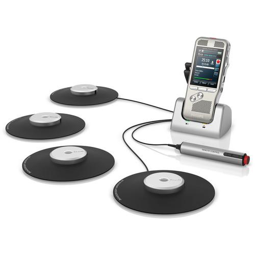 Philips PocketMemo Digital Meeting Recorder