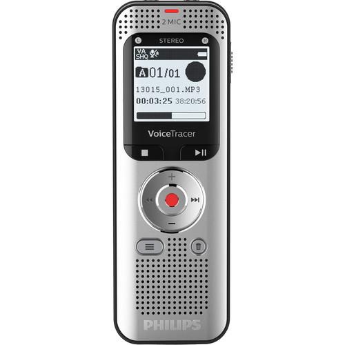 Philips DVT2050 VoiceTracer Audio Recorder