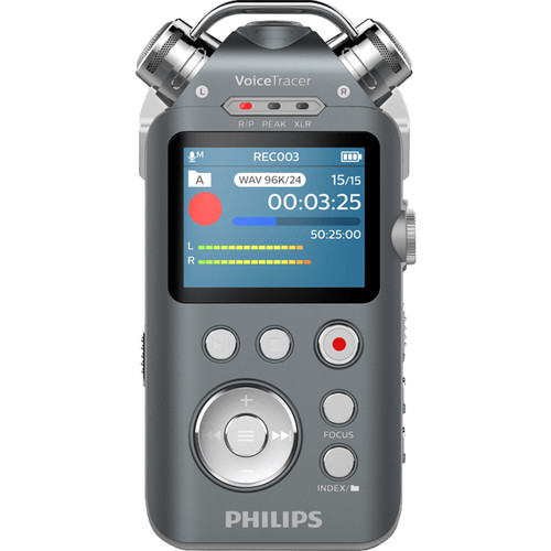 Philips DVT7500 VoiceTracer Audio Recorder