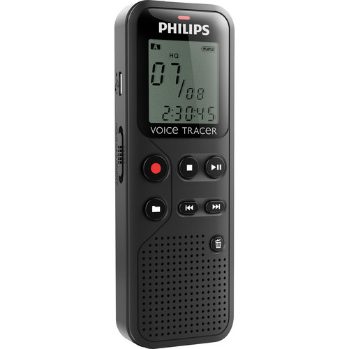 Philips 4GB Voice Tracer 1100 Digital Recorder
