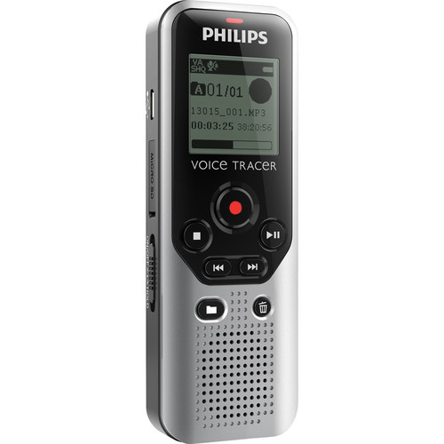 Philips 4GB Voice Tracer 1200 Digital Recorder