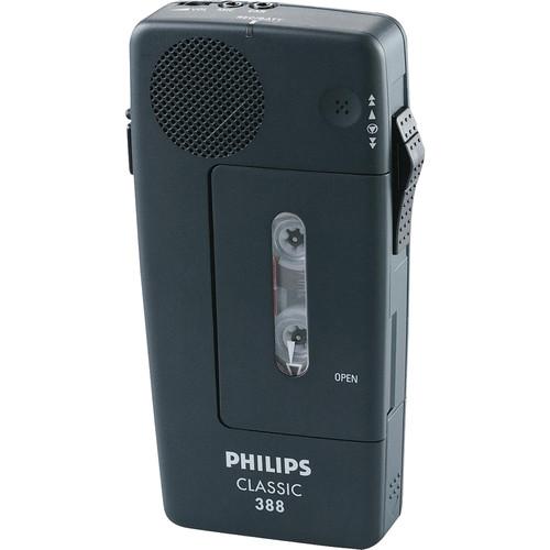 Philips Classic 388 Mini-Cassette Recorder
