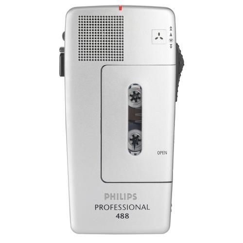 Philips Classic 488 Mini-Cassette Recorder