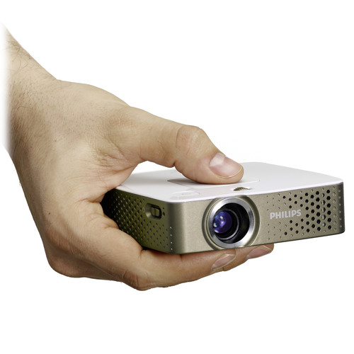 Philips PicoPix PPX3410/F7 100-Lumen Pocket Projector