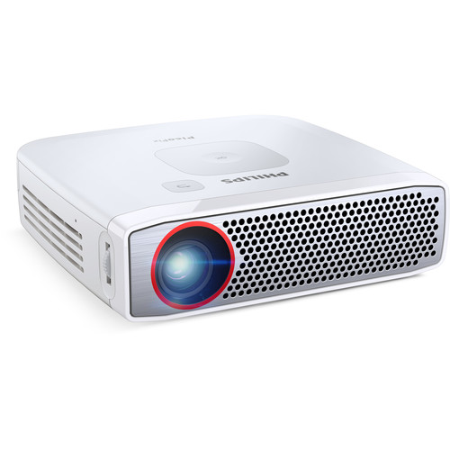 Philips PicoPix PPX4835 350-Lumen Pocket Projector