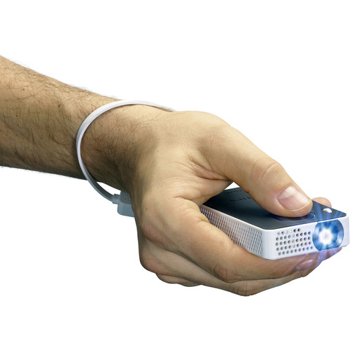 Philips PicoPix PPX4350W 50-Lumen nHD Pocket Projector