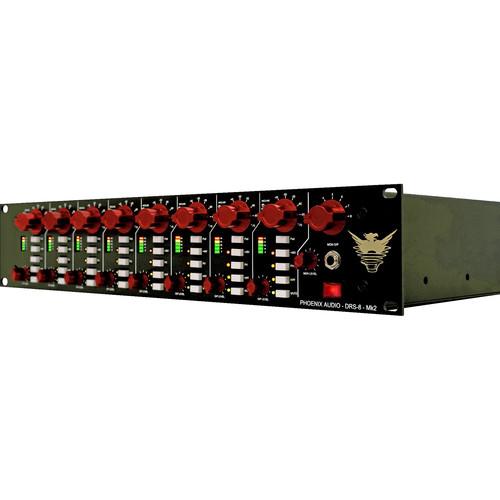 Phoenix Audio DRS-8 Mk2 8-Channel Class-A Microphone Pre-Amplifier