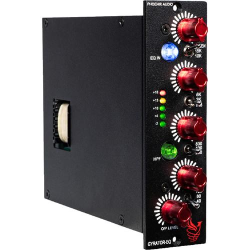 Phoenix Audio Gyrator-EQ/500