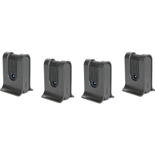 Phoenix Audio MT435 Raven XLR Microphone (4-Pack)