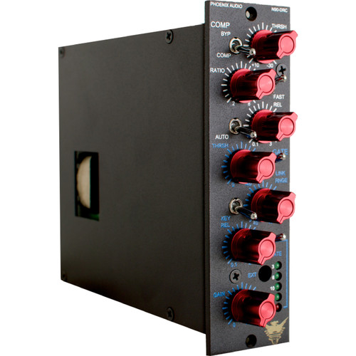 Phoenix Audio N90-DRC/500 - 500 Series Mono Compressor and Gate