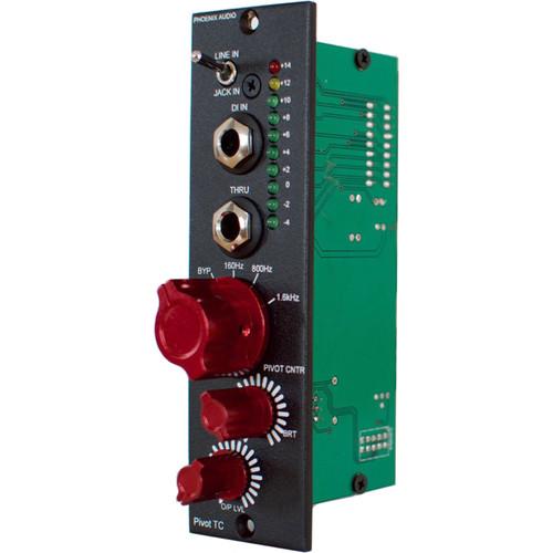 Phoenix Audio Pivot Tone Channel/500 Mono Class-A Pivot EQ/DI