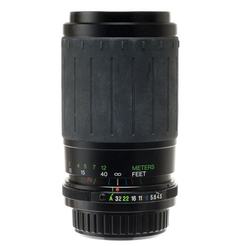 Phoenix Zoom Telephoto 70-210mm f/4.5-5.6 Manual Focus Lens for Pentax K