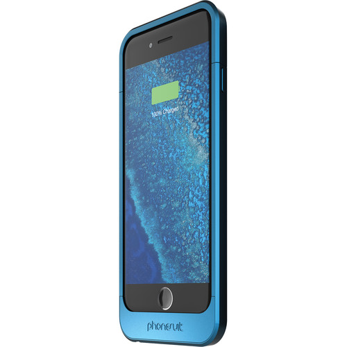 PhoneSuit Elite 6 Battery Case for iPhone 6/6s (Metallic Blue)