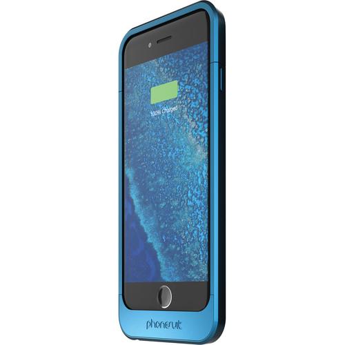 PhoneSuit Elite 6 PRO Battery Case for iPhone 6/6s (Metallic Blue)