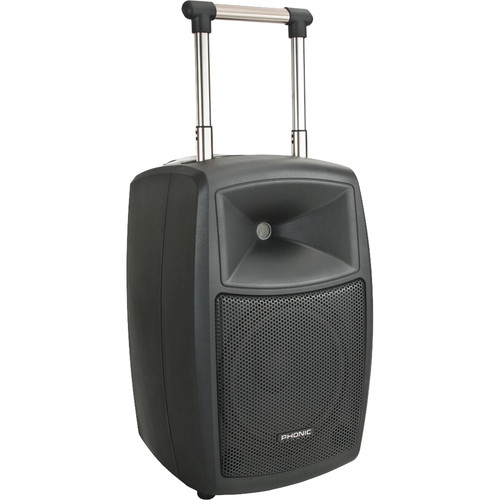 Phonic Safari 3000 320W Portable PA System with Bluetooth