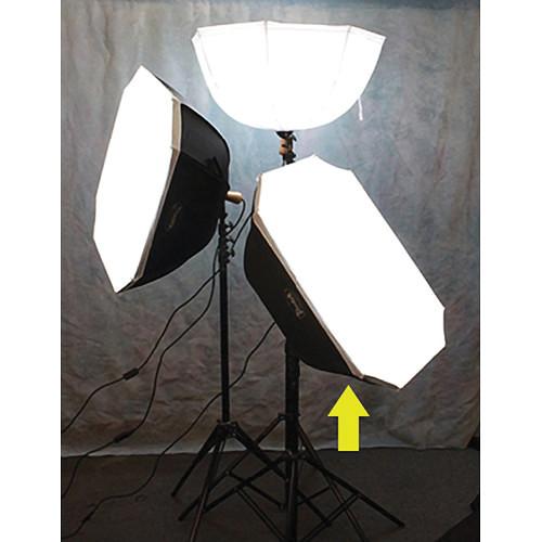 Photek Brella Box Rectangular Kit with Stand (White/Silver)