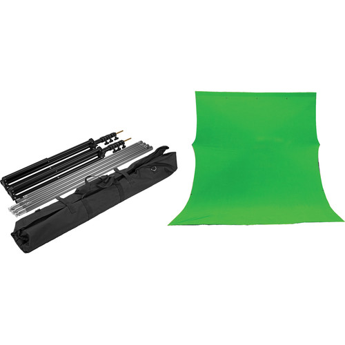Photek Green Screen Background Support System