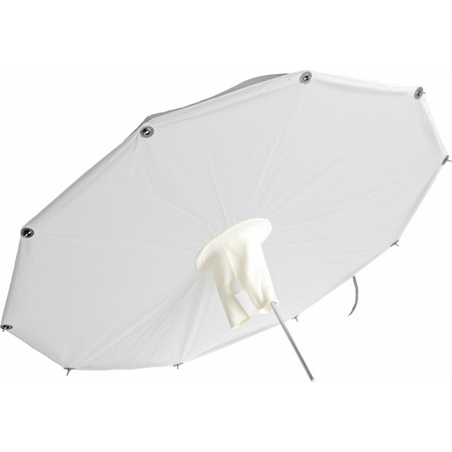 "Photek SoftLighter Umbrella with Removable 7mm and 8mm Shafts (60"")"
