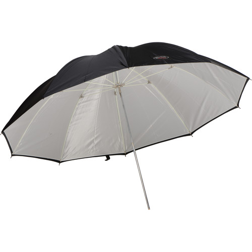 "Photek GoodLighter Umbrella with Removable 8mm Shaft (White, 46"")"