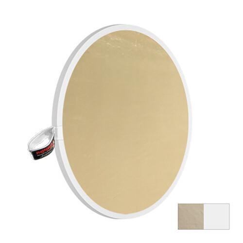 "Photoflex LiteDisc 12"" Reflector (Sunlite/White)"