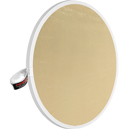 "Photoflex LiteDisc 22"" Reflector (Sunlite/White)"