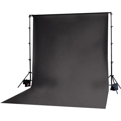 Photoflex Muslin Backdrop (Black, 10 x 12')