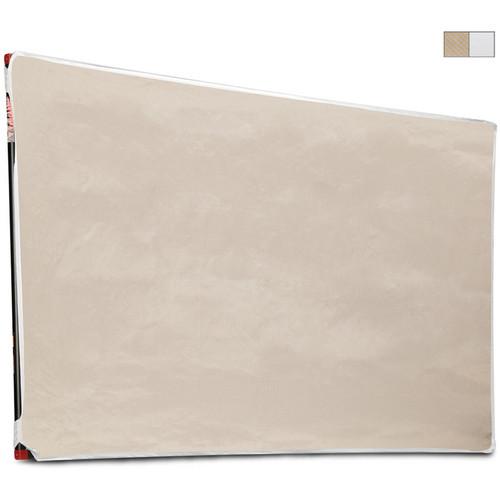 "Photoflex LitePanel SunLite/White Fabric Reflector (39 x 72"")"