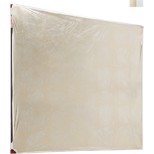 "Photoflex White/SoftGold Fabric for 77x77"" LitePanel"