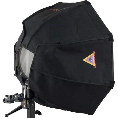 """Photoflex OctoDome White Speedlight Kit (Extra Small, 18"""")"""