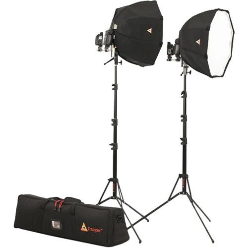 Photoflex Octodome White Portable Speedlight Kit (XS)