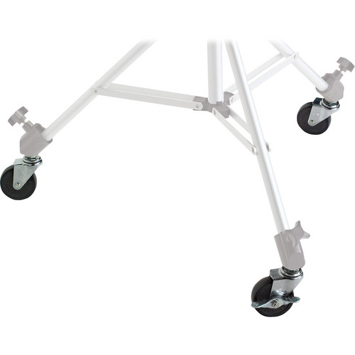 """Photogenic 2"""" RS Caster for TALS Light Stand (Set of 3)"""