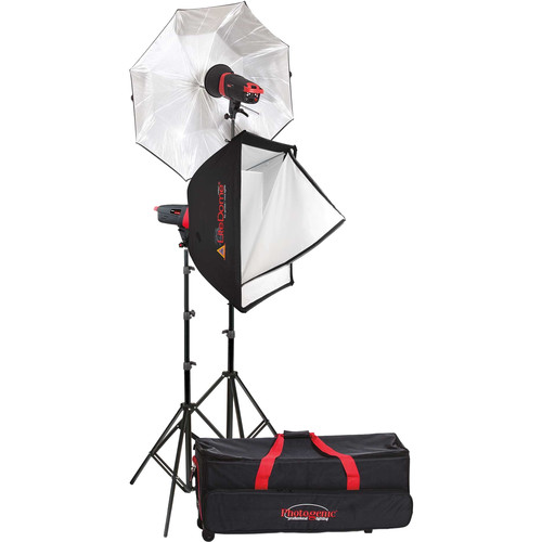 Photogenic Matrix MCD400R 400Ws Monolight 2-Light Kit
