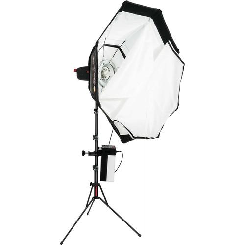 Photogenic Matrix MCD400R OctoDome ION Travel Kit