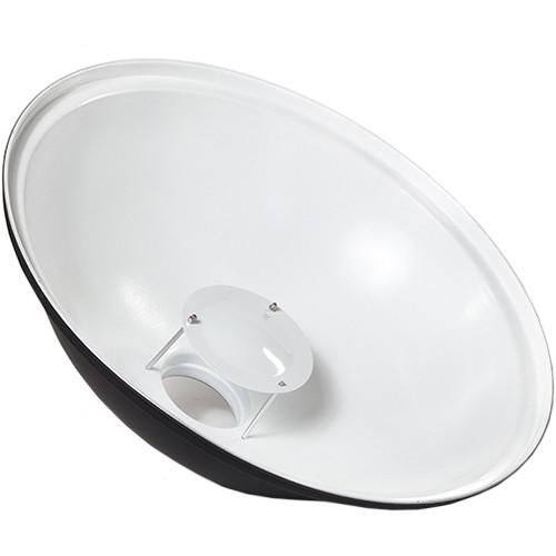 "Photogenic MCD 22"" White Beauty Dish for Matrix MCD400R Monolight"