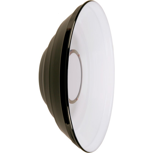 "Photogenic PL22RW 22"" Glamour Reflector With White Interior"
