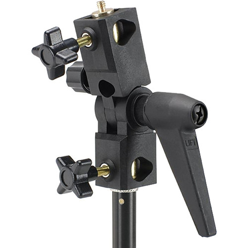 "Photogenic UM4 Umbrella Mount for 3/8 to 5/8"" Stand Tops"