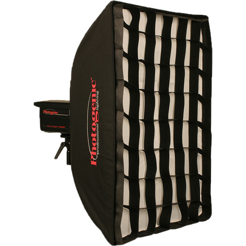 Photogenic Soft Grid Box -Velcro Fits 24X32 Softbox
