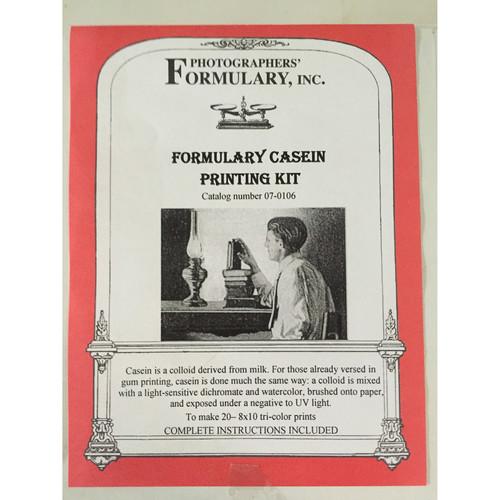 Photographers' Formulary Casein Printing Kit