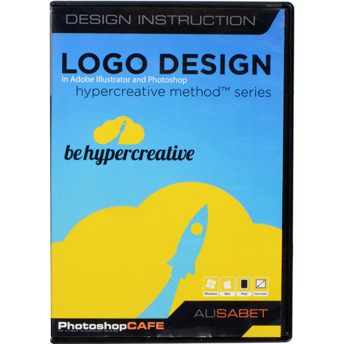 PhotoshopCAFE DVD: Logo Design in Adobe Illustrator and Photoshop