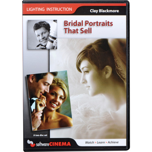 PhotoshopCAFE Training DVD: Bridal Portraits that Sell