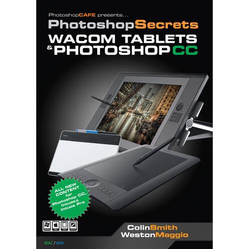 PhotoshopCAFE DVD-ROM: Wacom Tablets and Photoshop CC