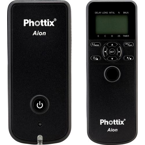 Phottix Aion Universal Wireless Timer and Shutter Release